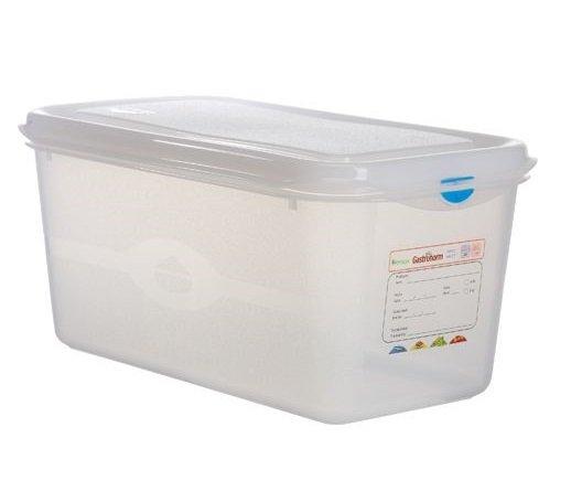 plastkarp 1/3 Пластиковый пищевой контейнер GN 1/3
