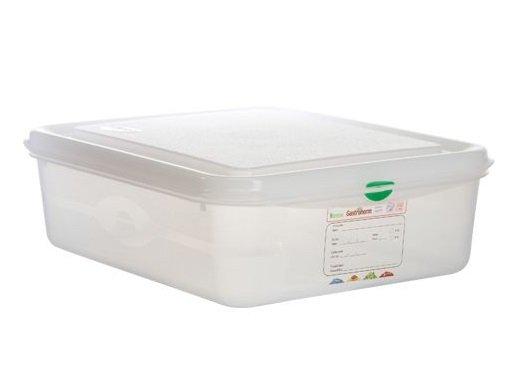 Hermeetiliselt suletav plastkarp Пластиковый пищевой контейнер