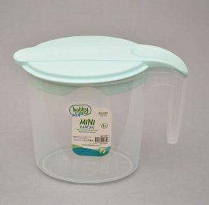 Plastkann 1000 ml Кувшин пластиковый 1.0 л