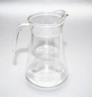 Klaaskann 1.3 ltr morsikann Кувшин стеклянный 1300 мл