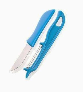 Nuga + koorija komplekt Комплект нож кухонный + нож