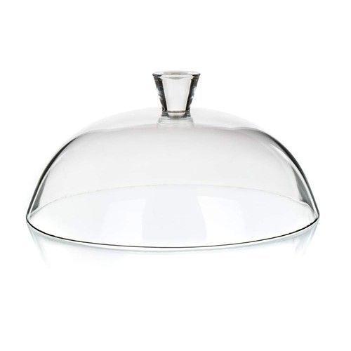 Klaaskaas tordialusele Крышка стеклянная для торта 305 мм