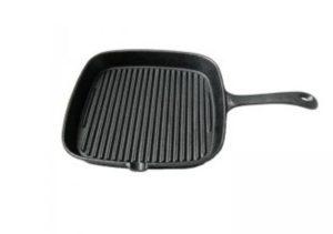 Malmist grillpann 23x23 cm