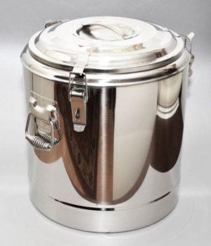 Termokonteiner 27 L roostevaba terasest Термоконтейнер для пищевых продуктов 19 л
