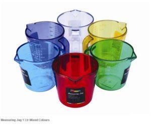 Mōōdukann 1 ltr plastik Кувшины мерные 1 литр