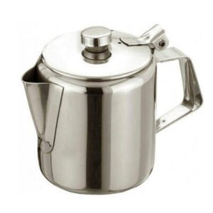 Tee-ja kohvikann 850 ml Кофейник металлический