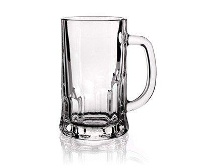 Õllekann 500 ml klaasist Кружка пивная 0.5 литра