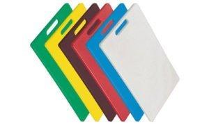 Plastikust lōikelaud värvivalik 33x22x0.5 Доски разделочные профессиональные 33x22x0.5
