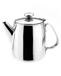 Tee-ja kohvikann 1 ltr Кофейник металлический