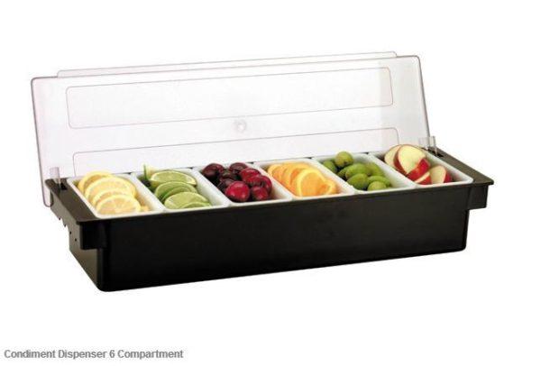 Baarikarp plastikust mõõduga 47.5x16x9.5 Коробка для бара
