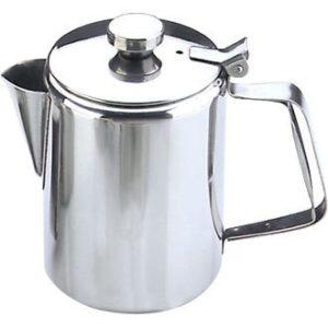Tee-ja kohvikann 3 ltr Кофейник металлический 3 л