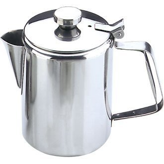 Tee-ja kohvikann 2 ltr Кофейник металлический 2 л
