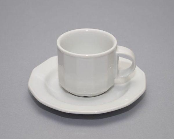 Tass 200 ml+alustaldrik 140 mm Merkury Чашка 200 мл с блюдцем