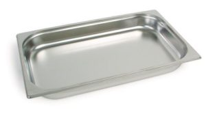 GN nõud 2/1x100 mm Гастроном контейнер GN 2/1x100 мм