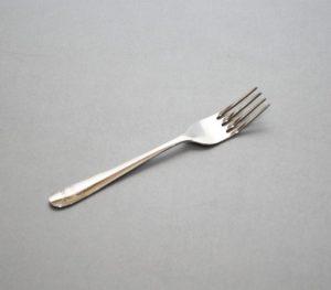 Laste kahvel Julie 17 cm roostevaba