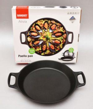 Paella või pizza pann Паела или пицца сковорода