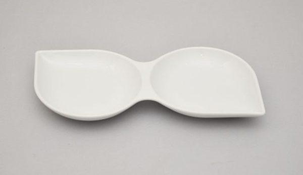 Vaagen Ankara 260x120x25 mm Блюдо Ankara фарфоровое