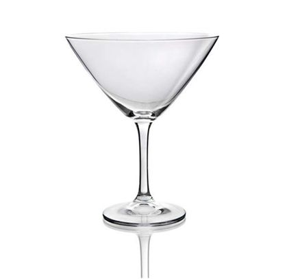 Martini pokaal 280 ml Bohemia poolkristall Бокал для мартини 280 мл Богемия