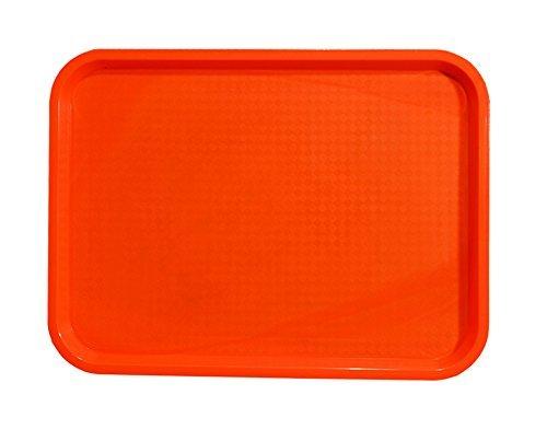 Kandik punane 35.3x27.5 cm Поднос красный