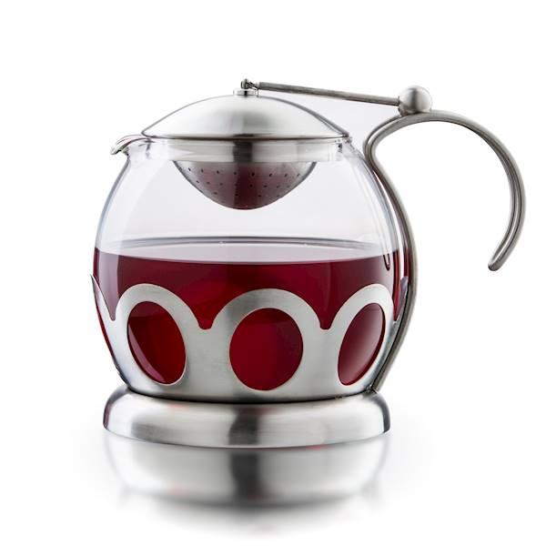 Teekann klaasist Чайник стеклянный