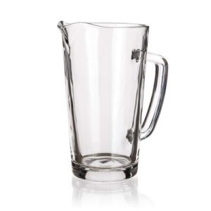 Tugevdatud klaasist morsikann 1L Кувшин для морса 1 литр с ручкой