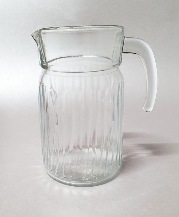 Klaasskann Vintage stiilis tugevdatud Кувшин 1.3 л стеклянный