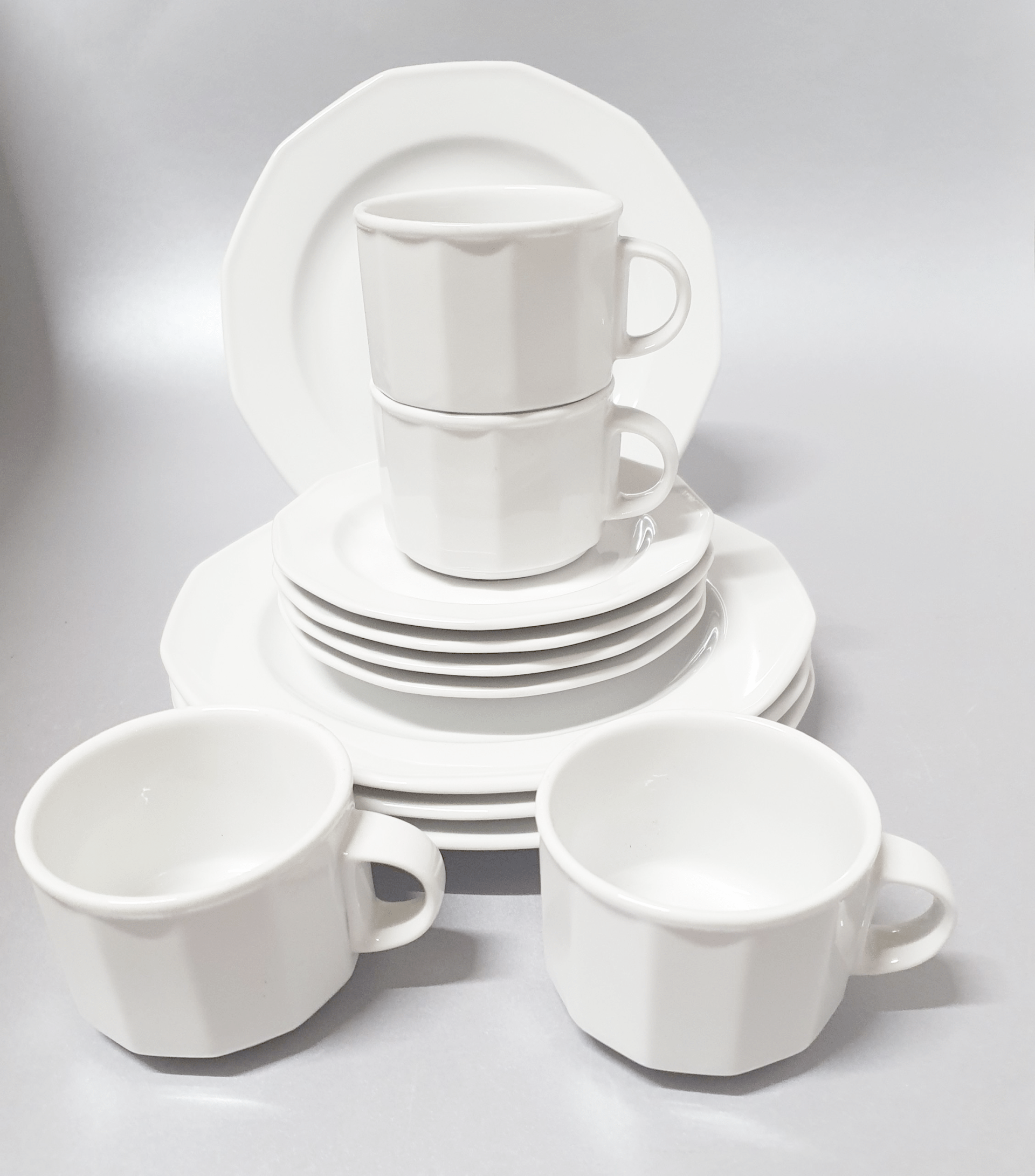 Lauanõude komplekt Merkury 4- le 12 osa Сервиз фарфоровой посуды 12
