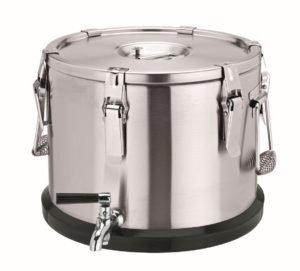 Toidutermos termokonteiner kraaniga 15 Пищевой термос термоконтейнер 15