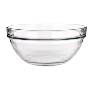 Klaaskauss 17 cm Миска 20 см толстое прочное стекло