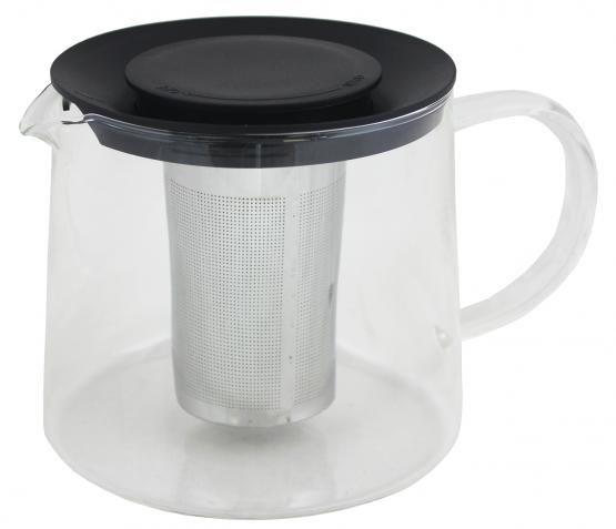 Teekann klaasist 1.5 ltr